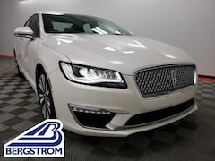Used 2018 Lincoln MKZ Reserve AWD sedan