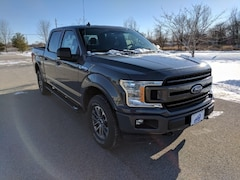 2018 Ford F-150 XLT 4WD Supercrew 5.5 Box truck