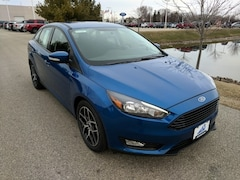 2018 Ford Focus SE Sedan sedan