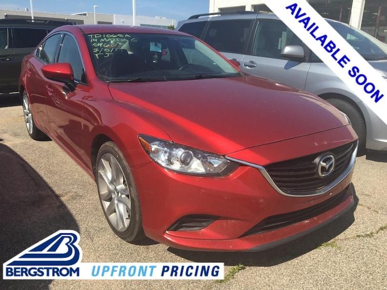 2014 Mazda 6 For Sale >> Used 2014 Mazda Mazda6 For Sale In Oshkosh Wi Near Fond Du Lac Ripon Waupon Wi Vin Jm1gj1v6xe1150634