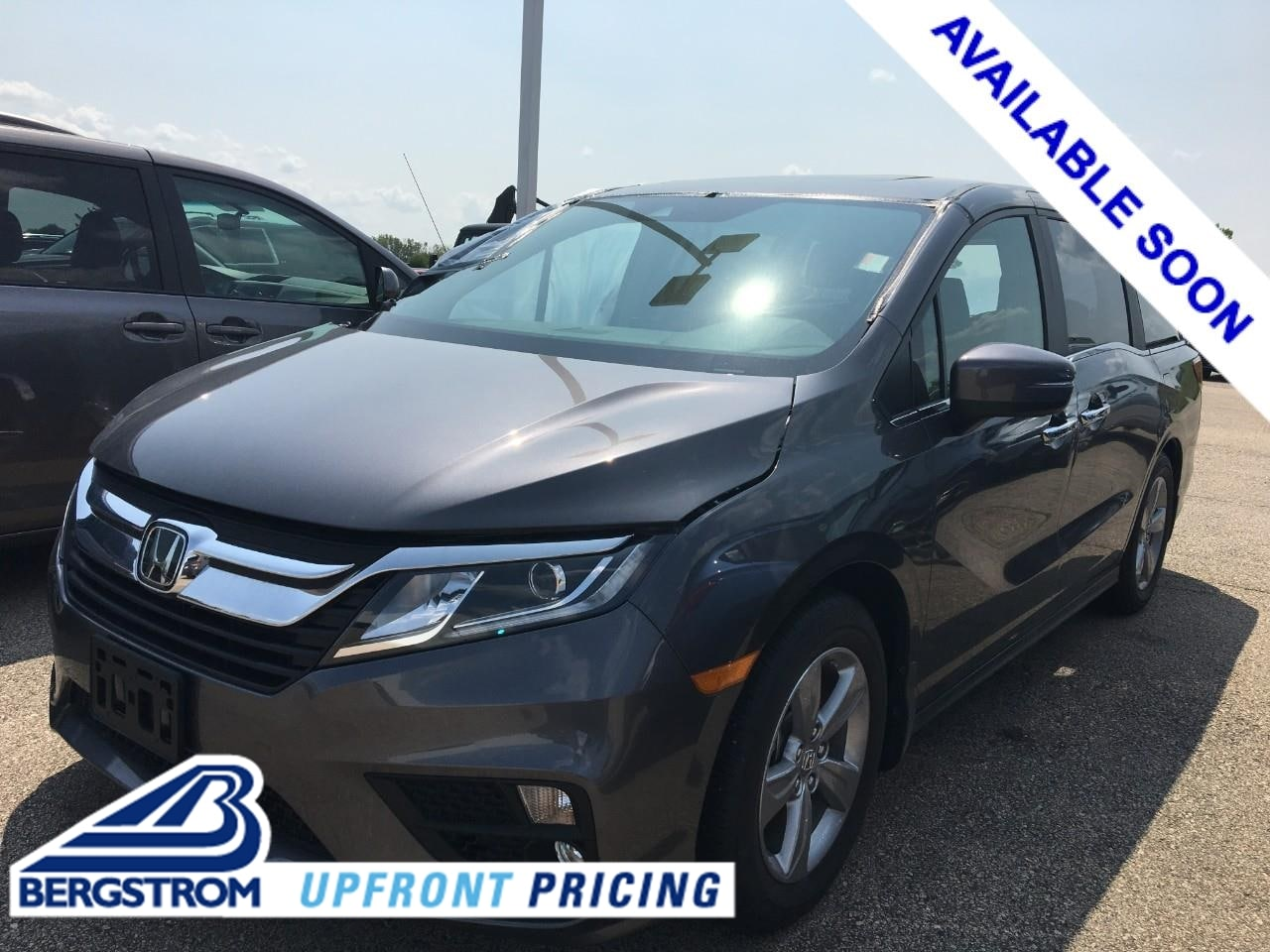 2019 Honda Odyssey EX-L Auto van