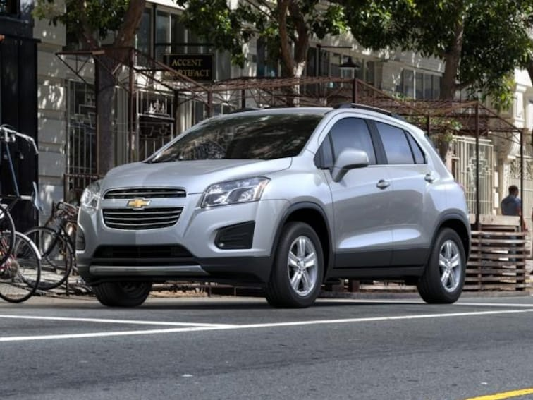 Used 2016 Chevrolet Trax AWD 4dr LT suv For Sale in Oshkosh, WI