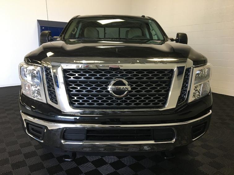 Used 2018 Nissan Titan XD For Sale in Oshkosh, WI   Near Fond du Lac, Ripon  & Waupon, WI   VIN:1N6BA1F37JN545742