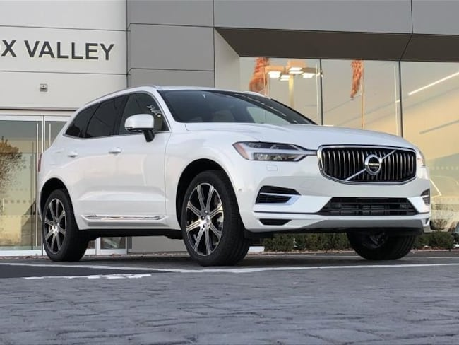 New 2019 Volvo XC60 Hybrid T8 Inscription SUV For Sale in Appleton, WI