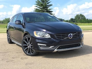 New 2017 Volvo V60 T5 AWD Premier Wagon in Appleton, WI