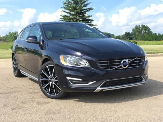 New 2017 Volvo V60 T5 AWD Premier Wagon For Sale in Appleton, WI