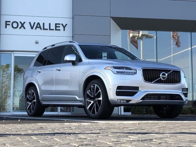 New 2019 Volvo XC90 T6 Momentum SUV For Sale in Appleton, WI