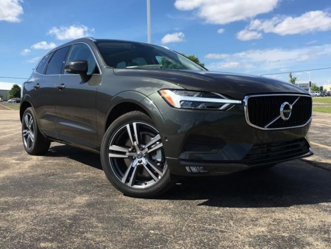 New 2018 Volvo XC60 T6 AWD Momentum SUV For Sale in Appleton, WI