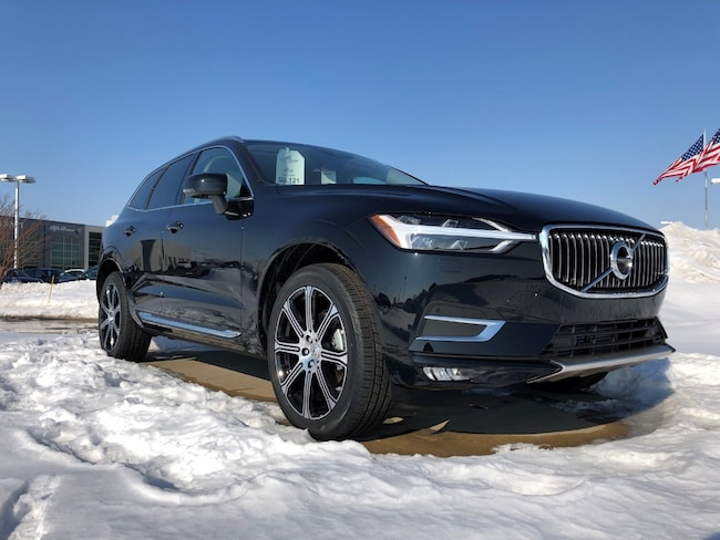 New 2019 Volvo XC60 T5 Inscription SUV For Sale in Appleton, WI
