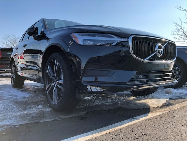 New 2019 Volvo XC60 T5 Momentum SUV For Sale in Appleton, WI