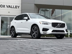 New 2019 Volvo XC60 Hybrid T8 R-Design SUV in Appleton, WI
