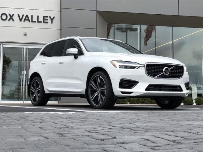 New 2019 Volvo XC60 Hybrid T8 R-Design SUV For Sale in Appleton, WI
