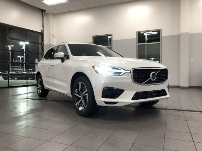 New 2019 Volvo XC60 Hybrid T8 R-Design SUV For Sale in Appleton, WI