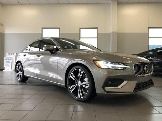 New 2019 Volvo S60 T6 Inscription Sedan For Sale in Appleton, WI