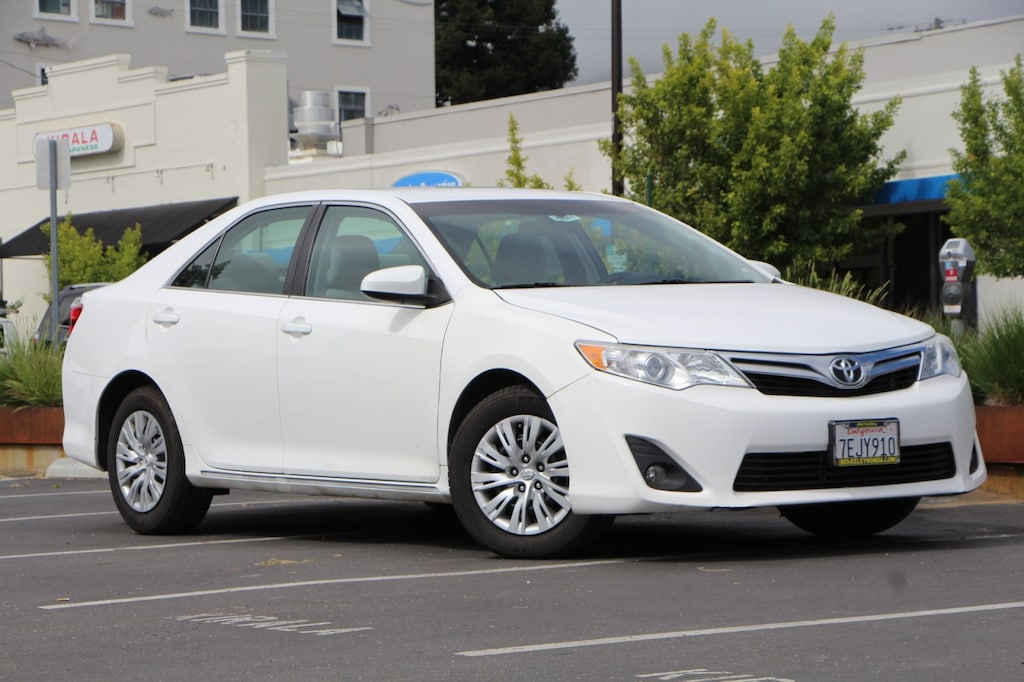 2012 Toyota Camry For Sale >> Used 2012 Toyota Camry Le Sedan 4d For Sale Bay Area Berkeley Ca