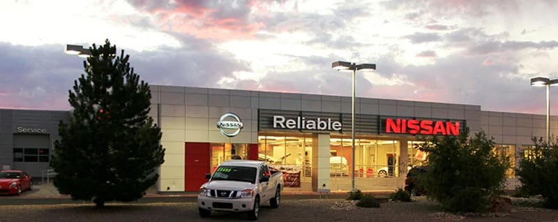 Reliable Nissan Awarded