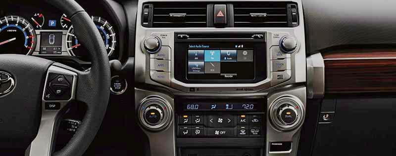 Toyota Vehicle Digital Dash