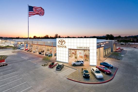 Toyota Dealers Phoenix >> Camelback Toyota Toyota Dealership Phoenix Az Berkshire