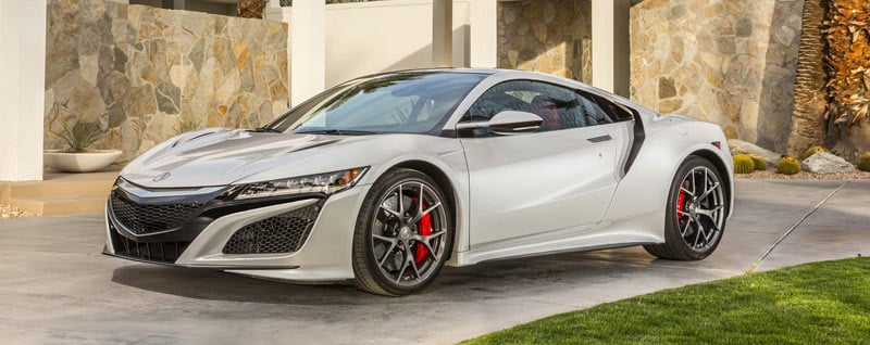 Acura NSX Specs And Features Arlington TX - Acura sports car nsx price