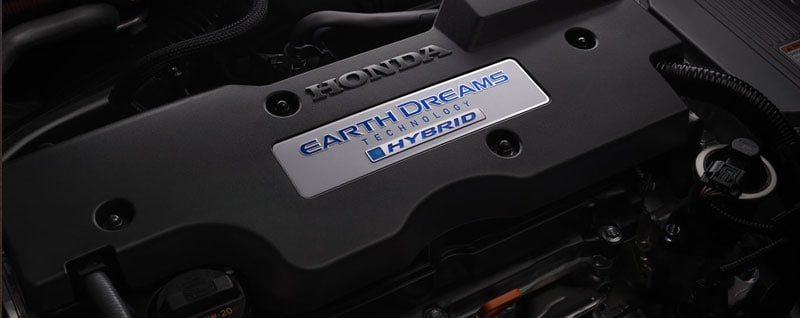 Honda Hybrid Engines