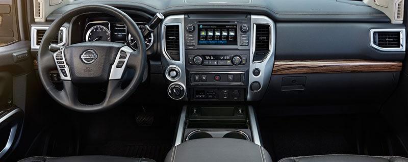 2019 Nissan Titan Model Review Specs And Features Albuquerque Nm