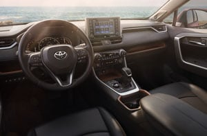 2019 Toyota Rav4 Model Review Specs And Features Dallas Near