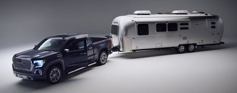 2019 GMC Sierra 1500 Towing