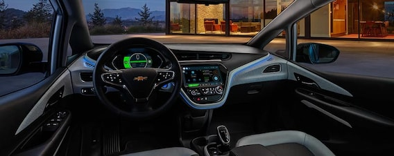 2019 Chevy Bolt   Specs and Features   in Springfield