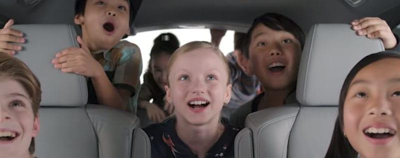 Kids On Spring Break Honda Odyssey