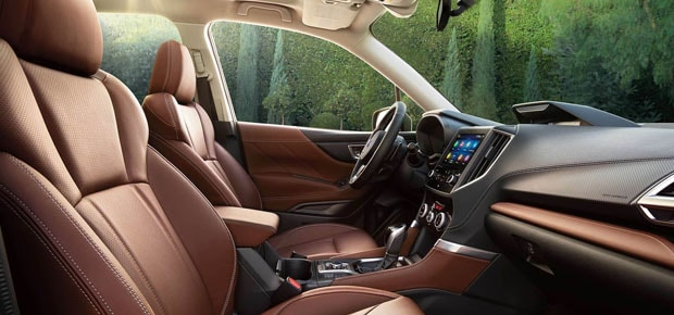 2021 Subaru Forester Interior