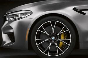 BMW M5 Interior