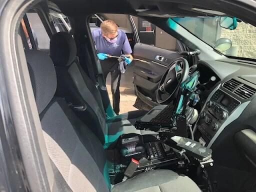 Vehicle Sanitization