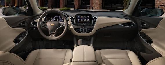 2019 Chevy Malibu | Features & Review | Phoenix, serving
