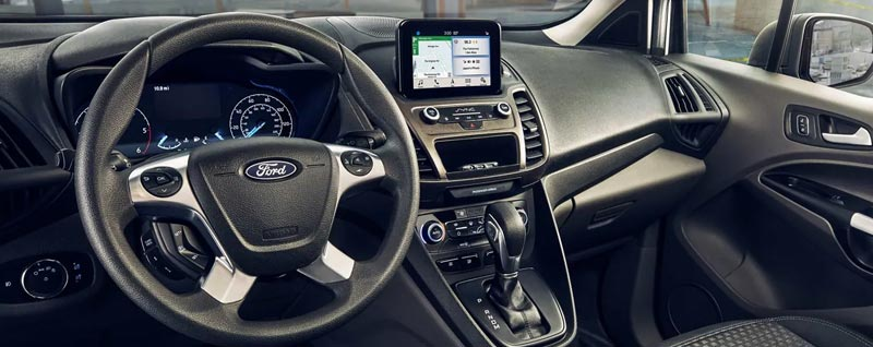 2019 Ford Transit & Transit Connect Interior