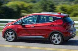 Compare 2021 Chevrolet Bolt