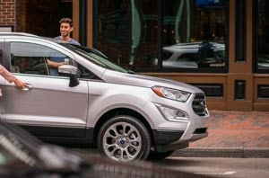 2019 Ford EcoSport Exterior Front