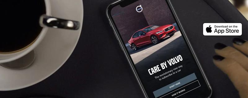 Care by Volvo program