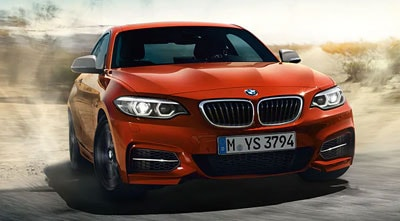 2019 BMW 2 Series Front Grille