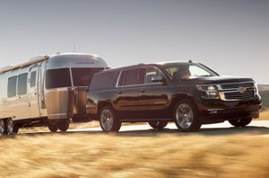 2019 Chevrolet Suburban Exterior Towing