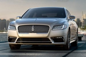 2018 Lincoln Continental Exterior