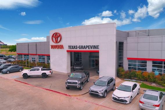 Toyota Dealerships Dfw >> Texas Toyota Of Grapevine Texas Toyota Dealership