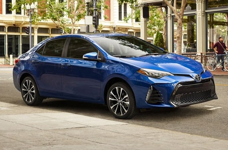 2019 Toyota Corolla Review Specs And Features Sanford Orlando Fl