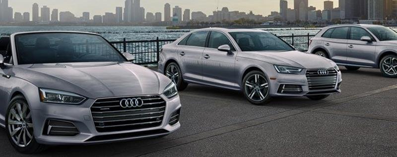 Test Drive a New Audi