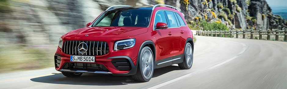 2021 Mercedes-Benz GLB