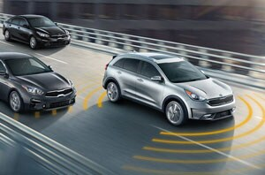 2019 Kia Niro Safety Technology