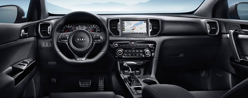 Kia Sportage Review Specs And Features Phoenix Az