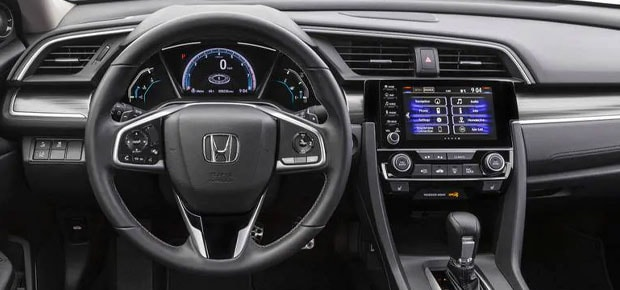 2021 Honda Civic Interior