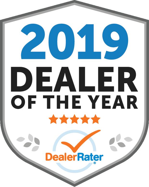 Dealer of the Year Award