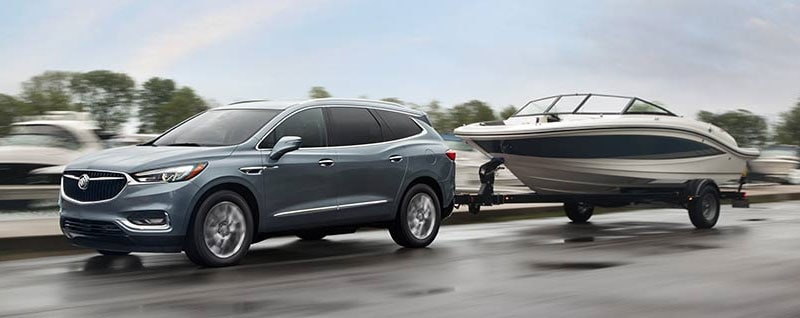 Buick Enclave Towing