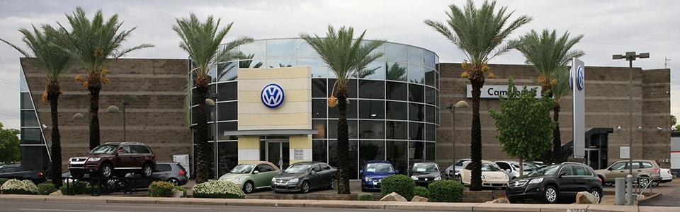 Camelback Volkswagen | Volkswagen Dealership Phoenix AZ | Berkshire Hathaway Automotive